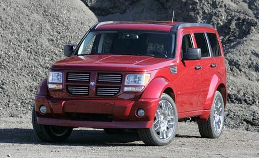 2007 Dodge Nitro R/T - Slide 1
