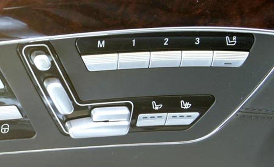 2007 Mercedes-Benz S65 AMG - Slide 13