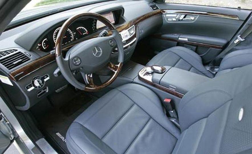2007 Mercedes-Benz S65 AMG - Slide 15