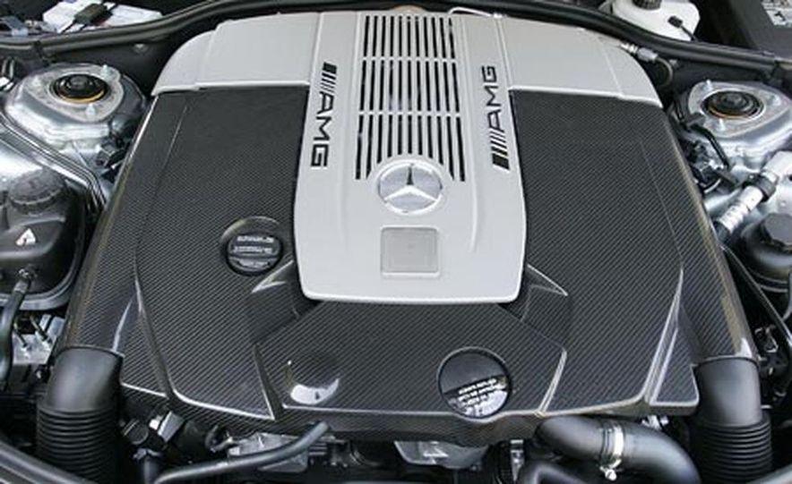 2007 Mercedes-Benz S65 AMG - Slide 16