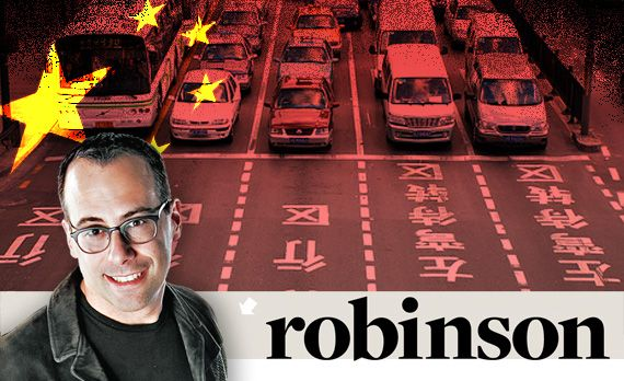 Aaron Robinson: China both Creates and Tackles Its Problems Overnight