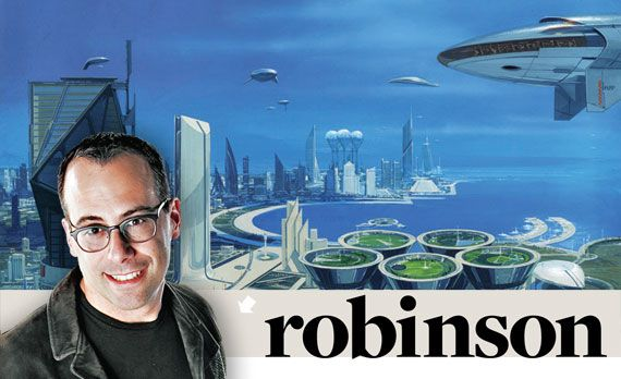 Aaron Robinson: Syd Mead's Future is One You'll Want to Hang Around For