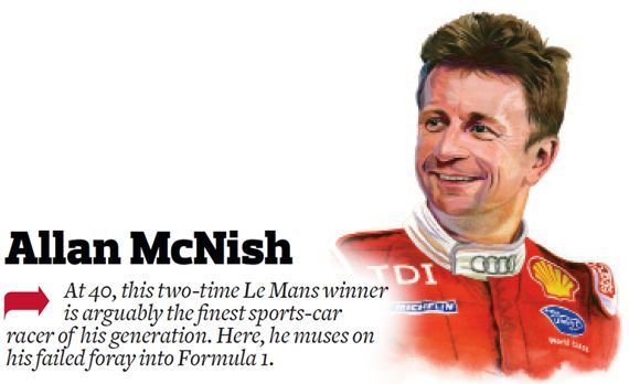 Allan McNish: What I'd Do Differently