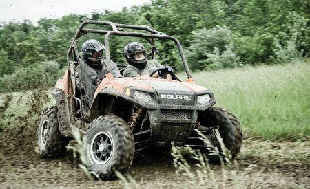 ATV Comparison: John Deere Gator XUV 825i vs. Polaris Ranger RZR, Tomcar TM5, Yamaha Rhino 700 FI Sport