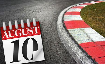 Best August Ever: A Calendar of Automotive Events