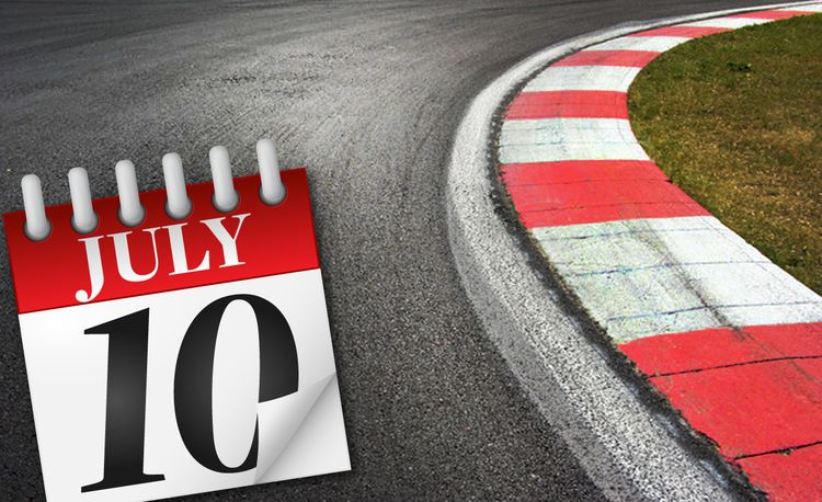 Best July Ever: A Calendar of Automotive Events
