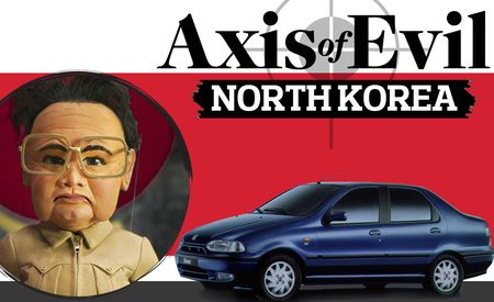 "Cars from the ""Axis of Evil"": North Korea"