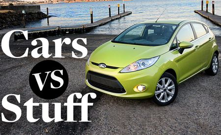 Cars Versus Similarly Named Stuff: Round 1