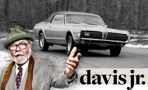 David E. Davis Jr.: Mercury, Born to Lose (With Apologies to Ray Charles, et al)