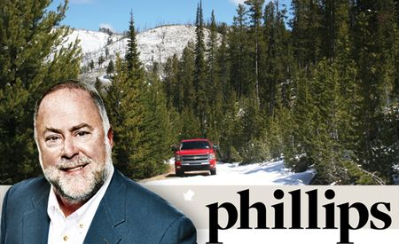 John Phillips: Montana Bliss and the Ecstasy of Aimless Motoring