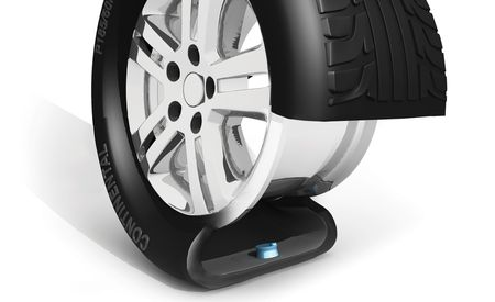 Continental Evolves the Tire-Pressure Sensor