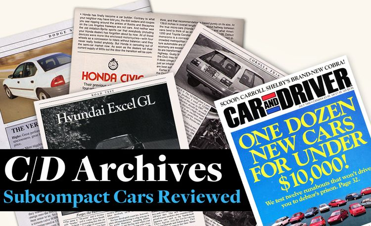 Small Cars in the U.S.: A Historical Timeline
