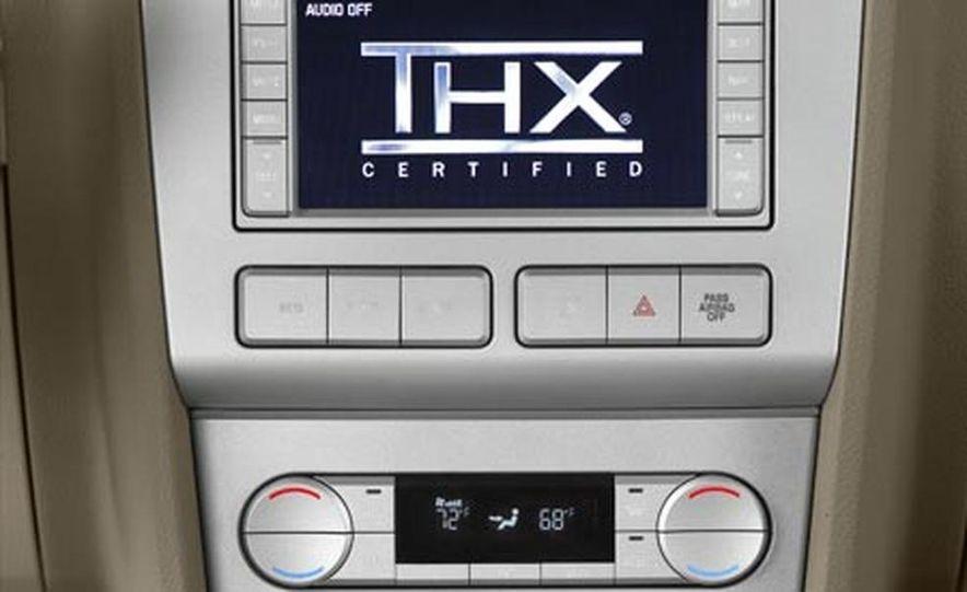 2007 Lincoln MKZ - Slide 8