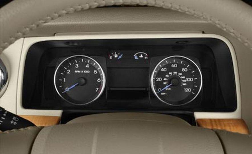 2007 Lincoln MKZ - Slide 10