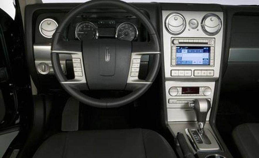 2007 Lincoln MKZ - Slide 11