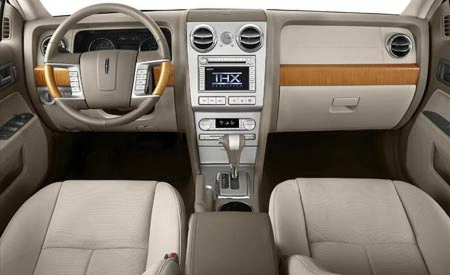 2007 Lincoln MKZ - Slide 12