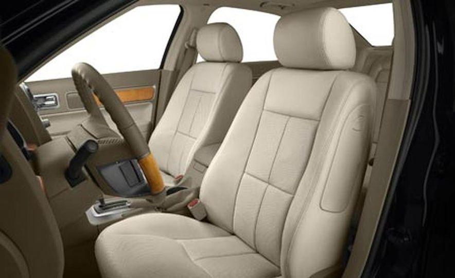 2007 Lincoln MKZ - Slide 13