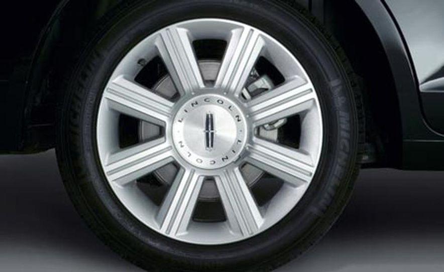 2007 Lincoln MKZ - Slide 16