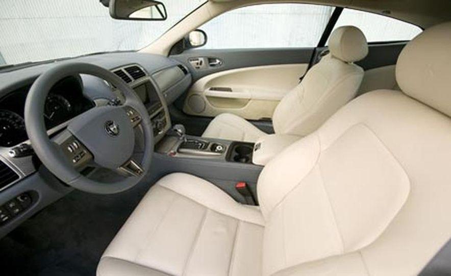 2007 Jaguar XKR - Slide 8