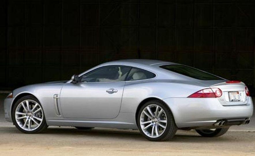 2007 Jaguar XKR - Slide 5