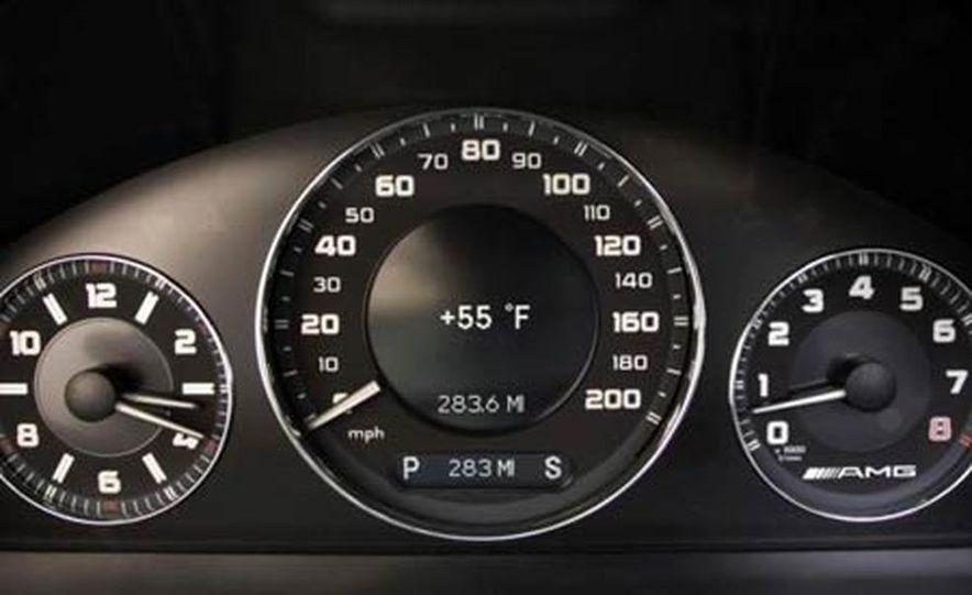 2007 Mercedes-Benz E63 AMG wagon - Slide 5