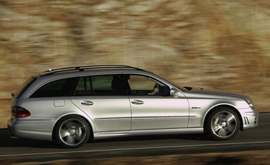 2007 Mercedes-Benz E63 AMG wagon - Slide 2