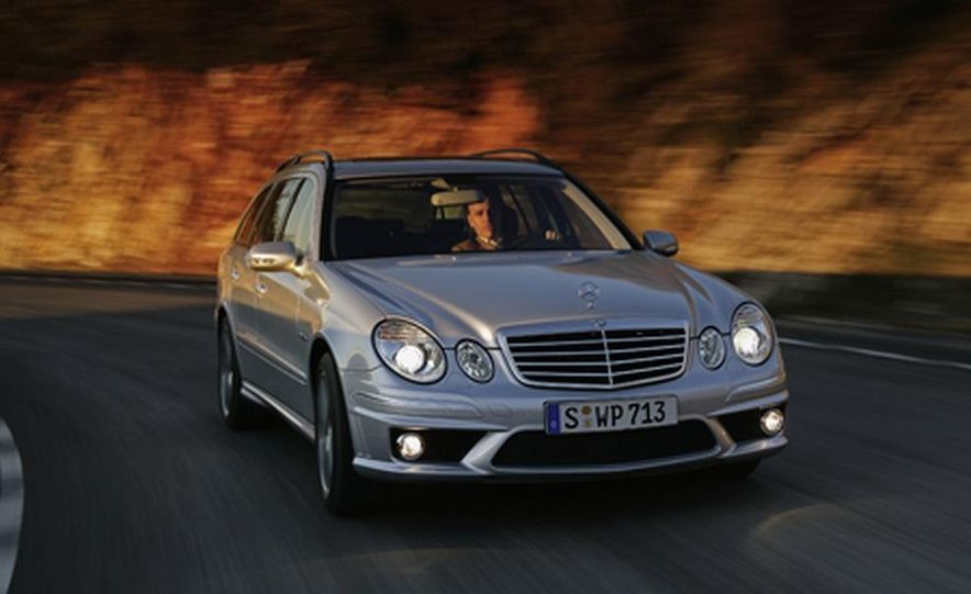 2007 Mercedes-Benz E63 AMG wagon - Slide 3