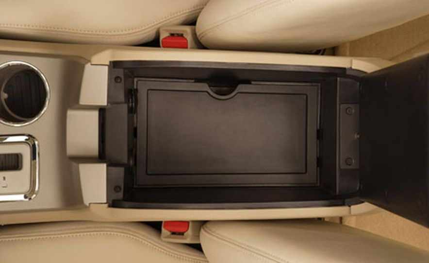 2007 Lincoln MKX - Slide 10