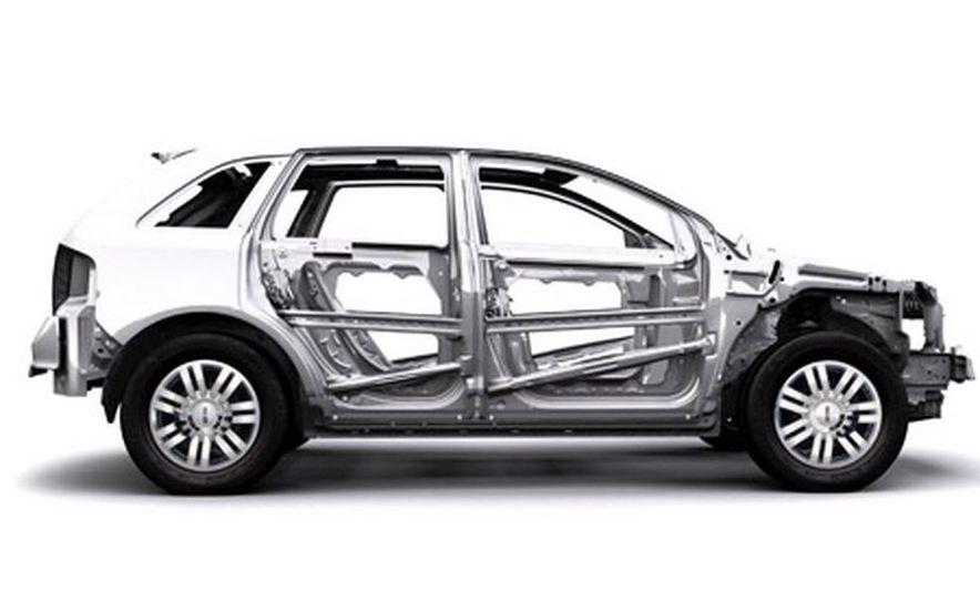 2007 Lincoln MKX - Slide 11