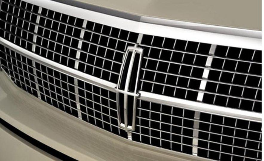 2007 Lincoln MKX - Slide 12