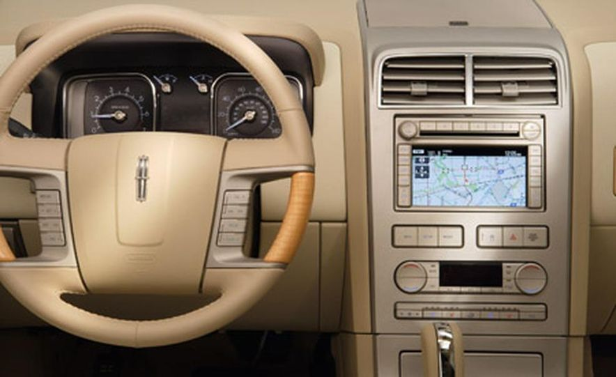 2007 Lincoln MKX - Slide 13