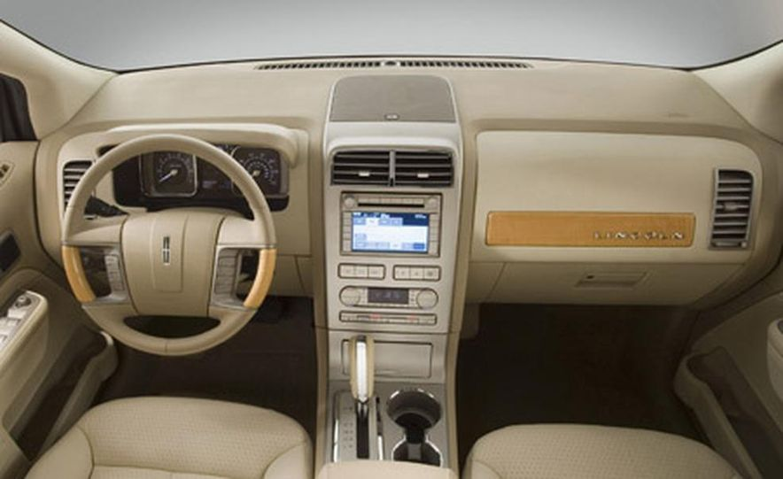 2007 Lincoln MKX - Slide 14
