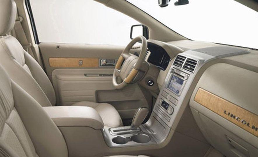 2007 Lincoln MKX - Slide 15