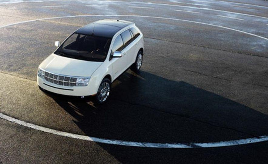 2007 Lincoln MKX - Slide 2