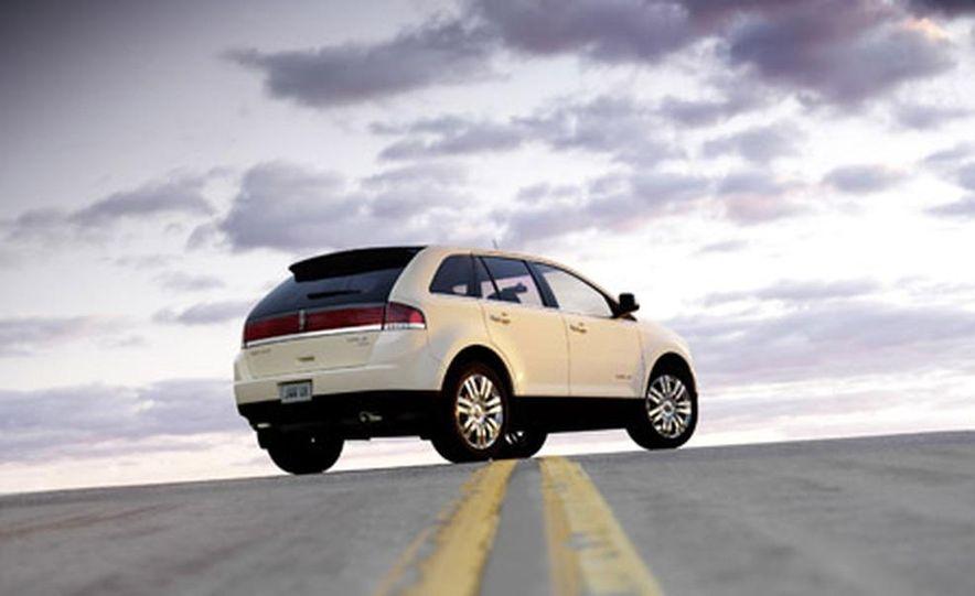 2007 Lincoln MKX - Slide 3