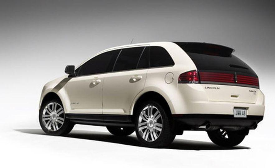 2007 Lincoln MKX - Slide 4