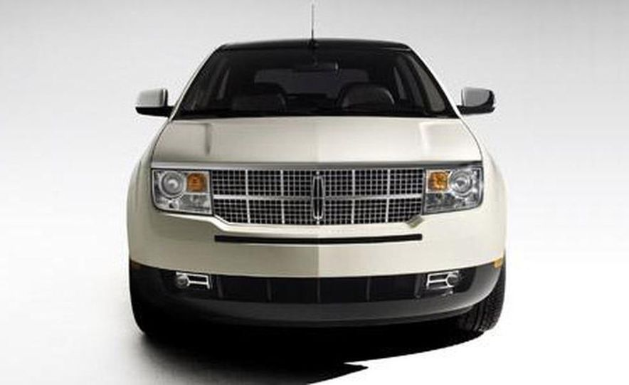 2007 Lincoln MKX - Slide 5