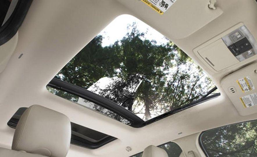 2007 Lincoln MKX - Slide 18