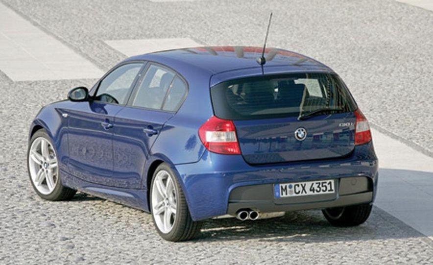 2006 BMW 130i - Slide 1