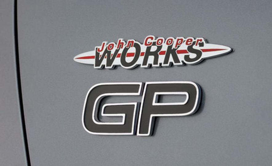 2006 Mini Cooper S John Cooper Works GP Kit - Slide 15