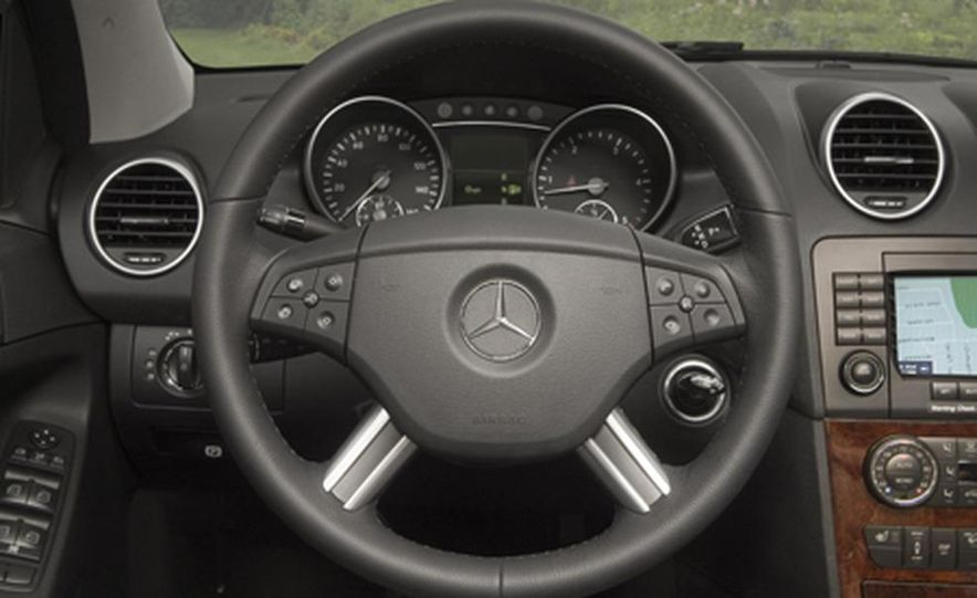 2006 Mercedes-Benz ML320 CDI 4MATIC - Slide 19
