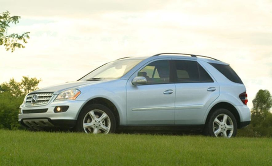 2006 Mercedes-Benz ML320 CDI 4MATIC - Slide 3