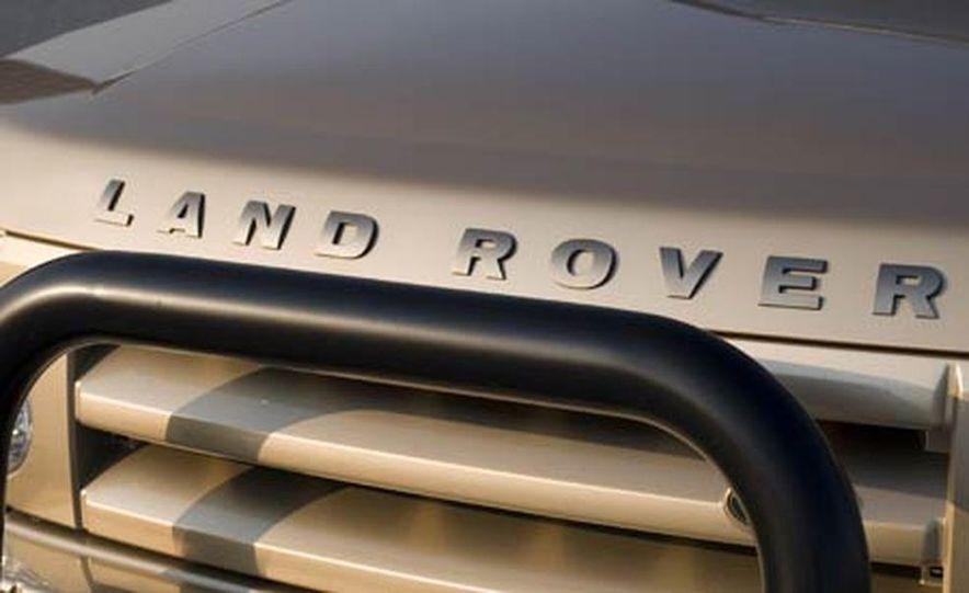 Land Rover LR3 HSE - Slide 2