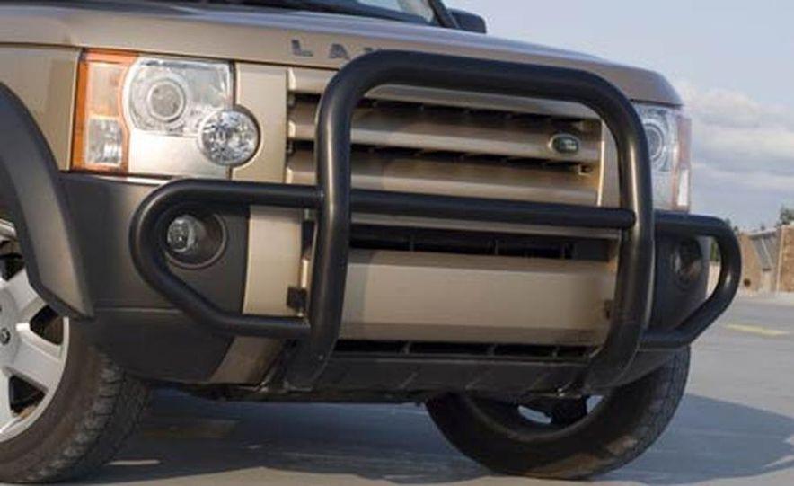 Land Rover LR3 HSE - Slide 3