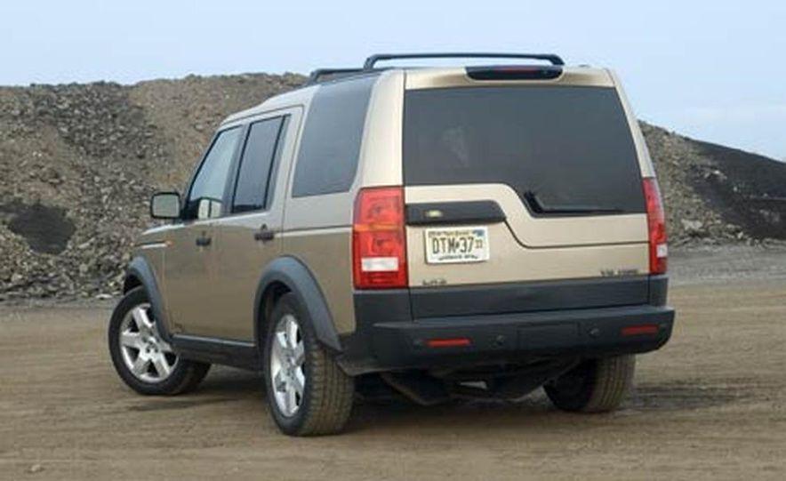 Land Rover LR3 HSE - Slide 5