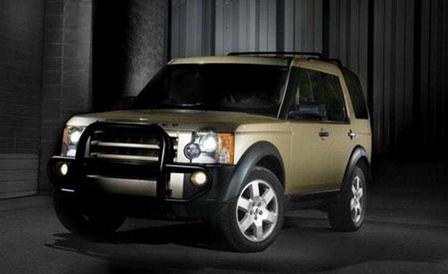Land Rover LR3 HSE - Slide 9