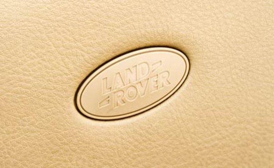 Land Rover LR3 HSE - Slide 20