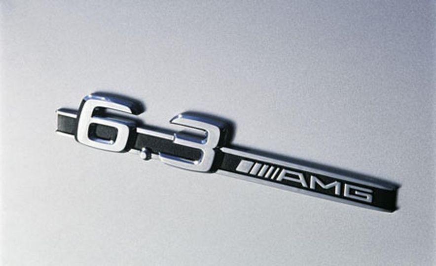 2007 Mercedes-Benz CLS63 AMG - Slide 14