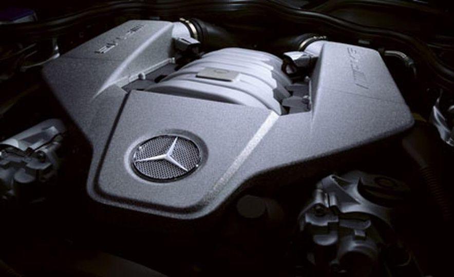 2007 Mercedes-Benz CLS63 AMG - Slide 17