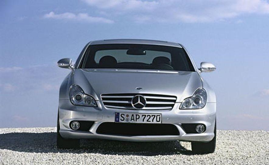 2007 Mercedes-Benz CLS63 AMG - Slide 4